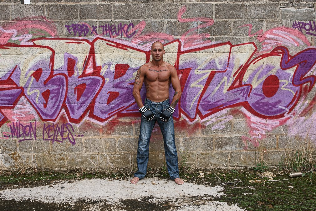 Russ Godwin by Michael Banks Fitness Photographer